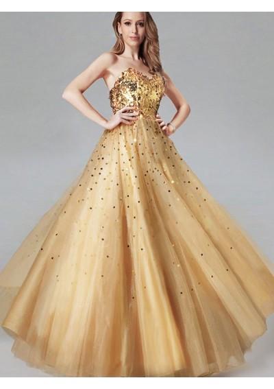 een mooie jurk